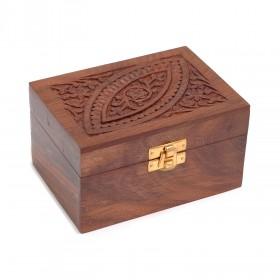 Škatla za shranjevanje 12 eteričnih olj-0