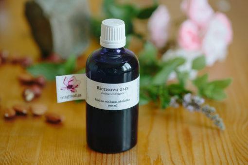 Ricinusovo olje, ekološko, 100 ml-0