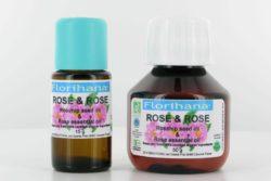 Pomlajevalno vrtnično olje, ekološko-400
