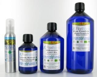 Hidrolat pelargonije, ekološki-306