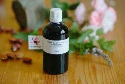 Olje barvilnega rumenika, ekološko, 100 ml - NOVO-0