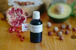 Olje baobaba, hladno stiskano, 30 ml - NOVO-0