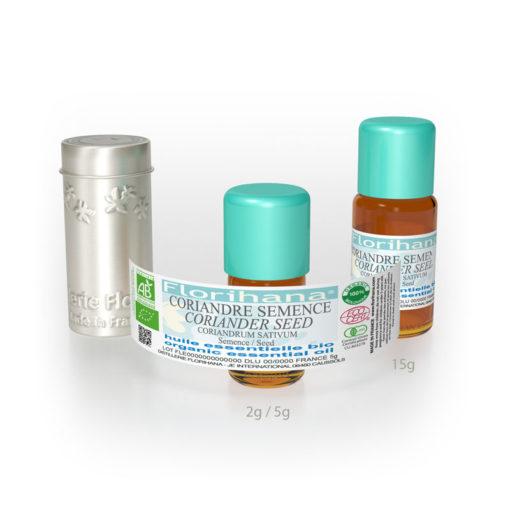 EO koriandra 5 g, ekološko -0